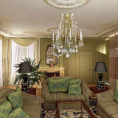 Classic interiors home design interior new classic - Classic home interior design photos ...