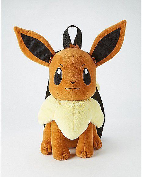 Pokemon Pikachu Piggyback Plush Backpack