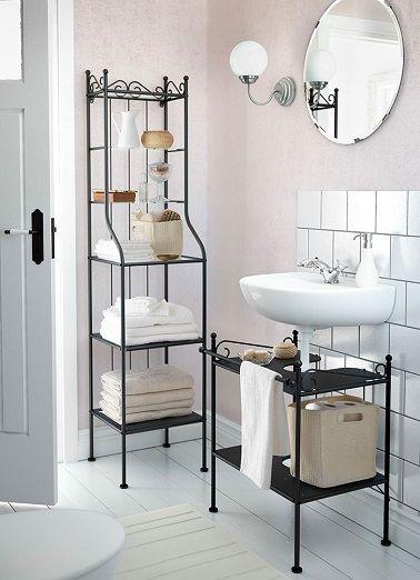 Petite salle de bain : 11 Idées pratiques et déco   Retro bathrooms
