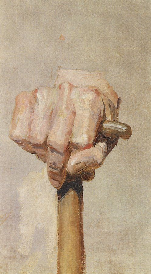 Right hand, keeping the staff Painting by Vasily Polenov Reproduction Figure Painting, Painting & Drawing, Rock Painting, Hand Art, Russian Art, Life Drawing, Pictures To Draw, Art Techniques, Figurative Art