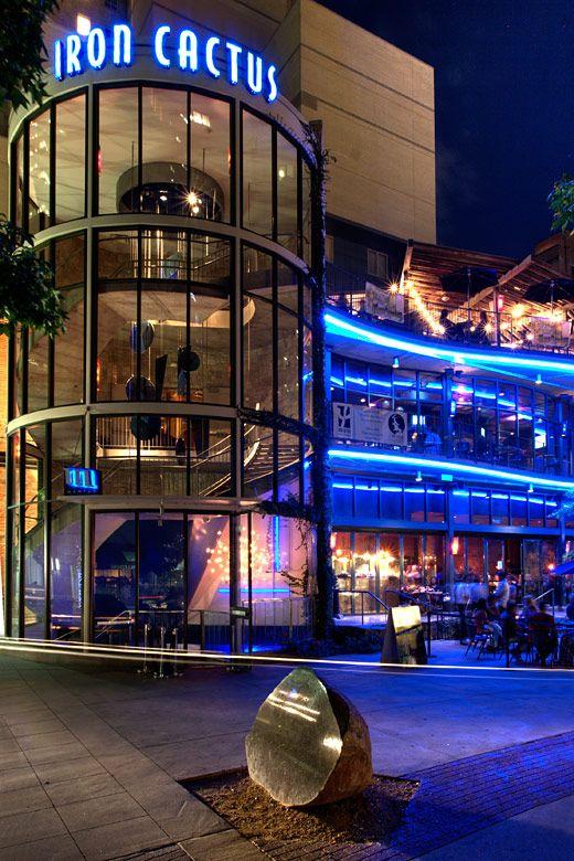 Iron Cactus Mexican Grill And Margarita Bar Dallas Location Via Christie Nichols