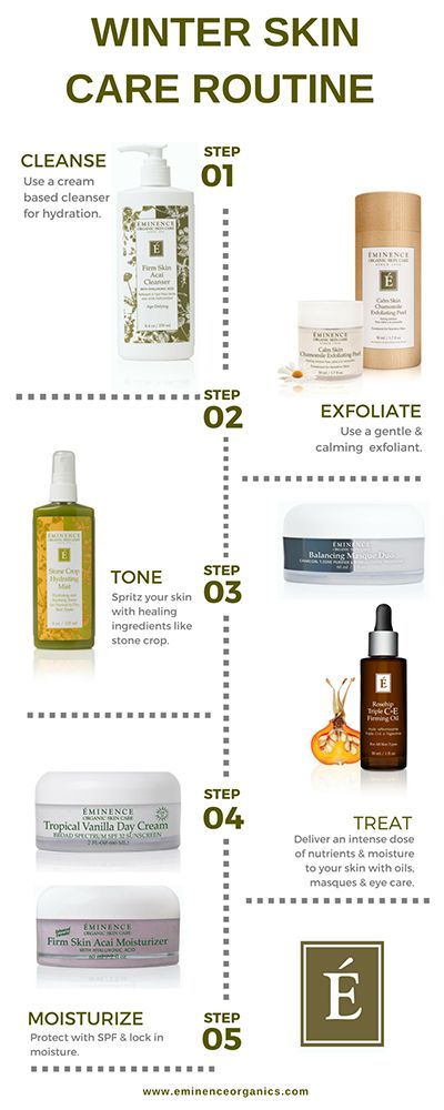 Winter Skin Care Tips The Best Serums Face Oils Moisturizers Winter Skin Care Routine Organic Skin Care Routine Eminence Organic Skin Care