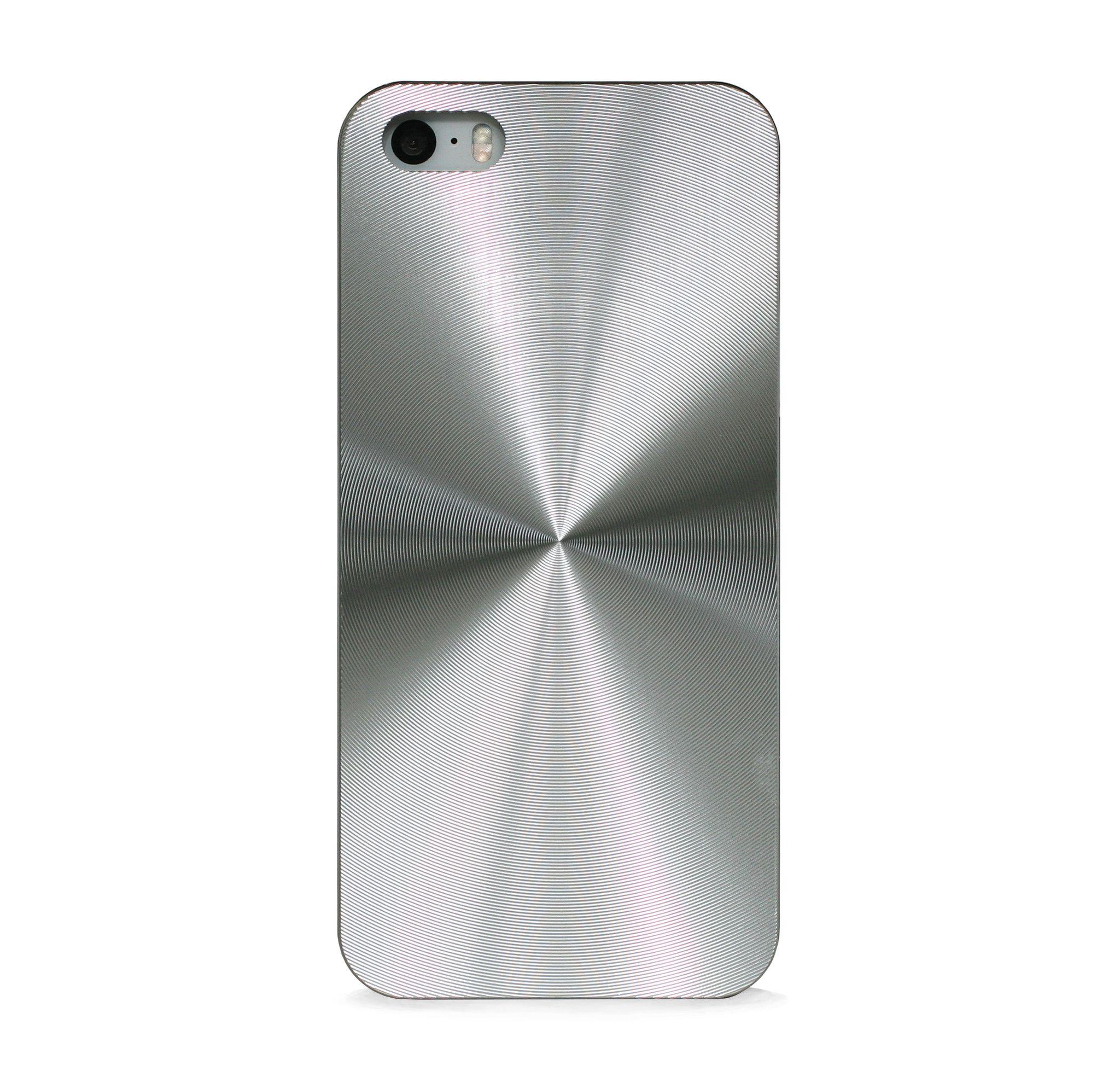 iphone 5s silver case. geometric metal silver case for iphone 5 / 5s iphone silver case l