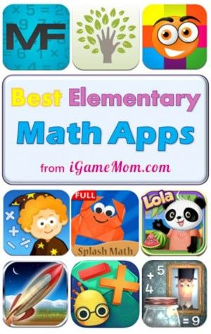 Best Math Apps for Early Elementary School Kids Best