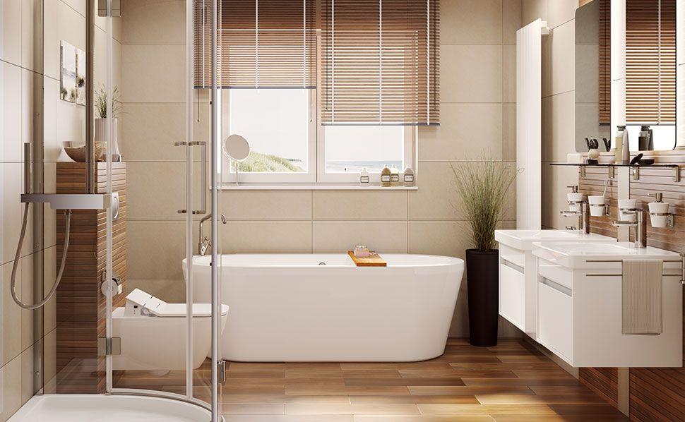 Komplettbad Sylt Badezimmer Planen Badezimmerideen Badezimmer Trends
