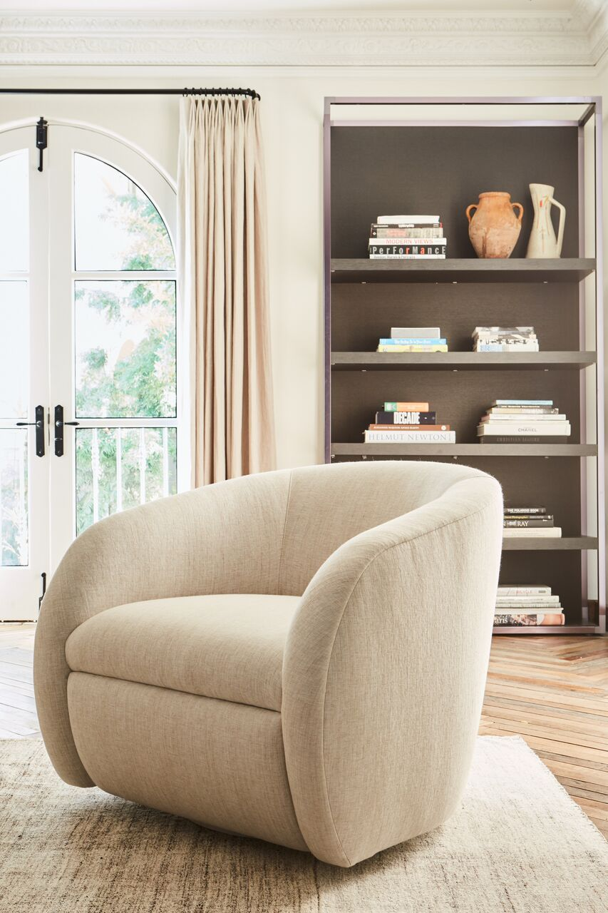 Swivel chair disc interiors find this pin and more on house living
