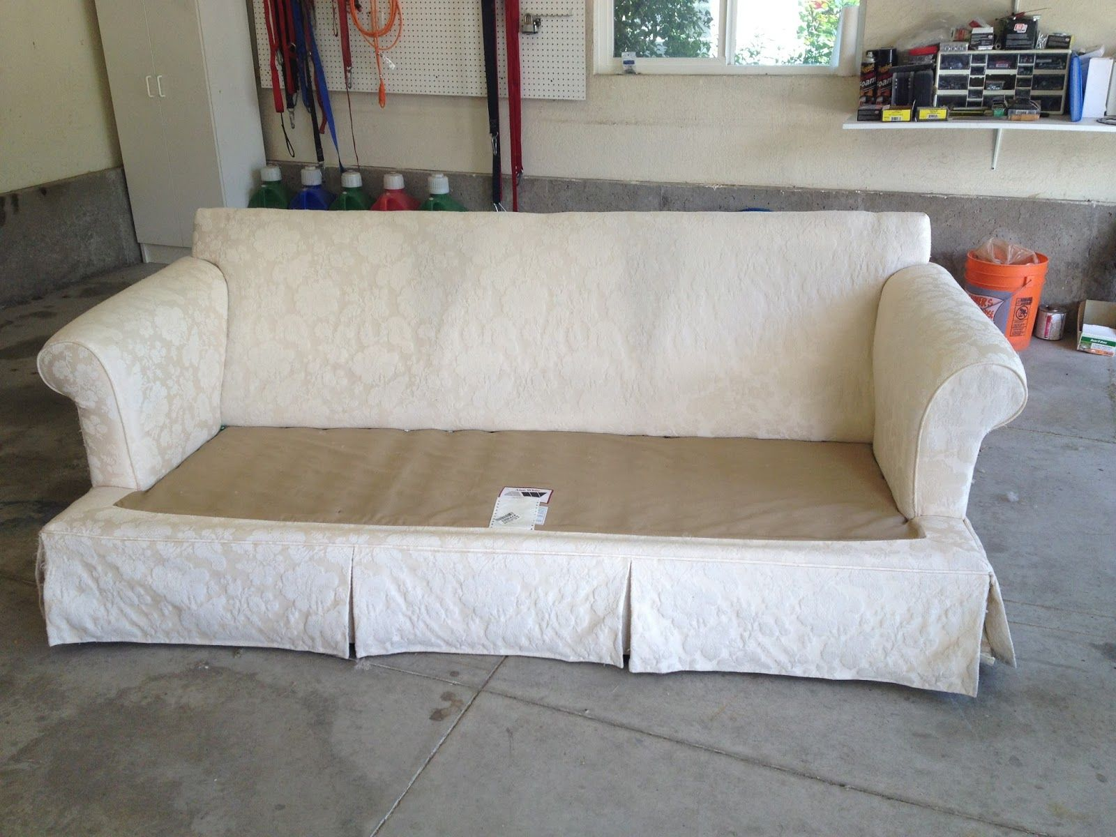 The Sewing Nerd Slipcovers: Couch Slipcover | Slipcovers | Pinterest ...