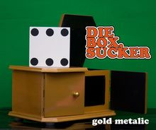 Die Box - Golden Metallic