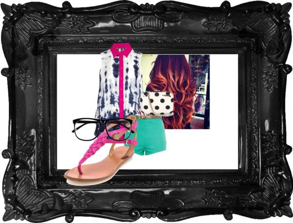 """""""Bright Summer"""" by justwatchme-22 on Polyvore"""
