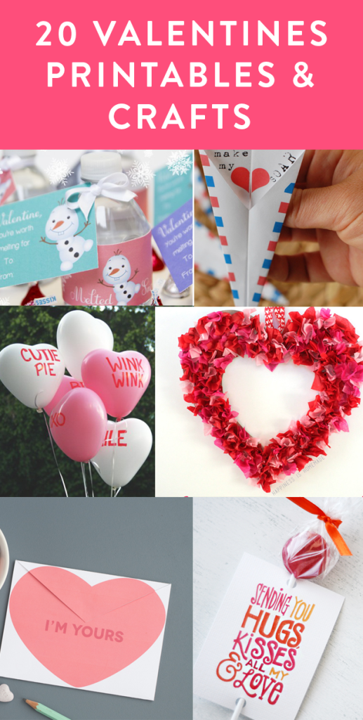 photograph regarding Sephora Printable Gift Card referred to as 20 Valentines Working day Crafts and Printables and $50 Sephora Present