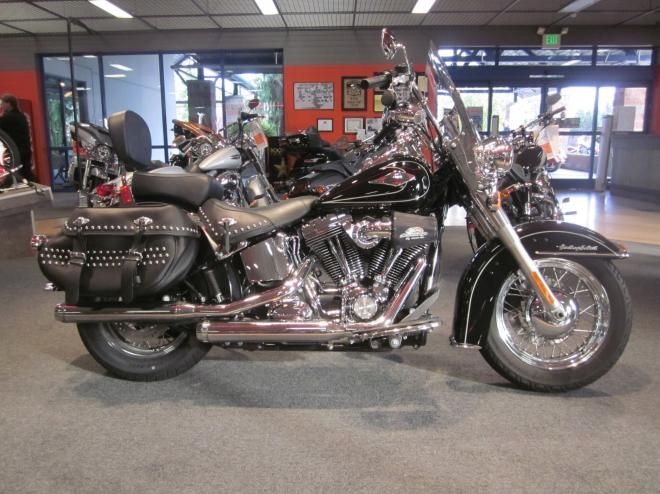 for sale 2010 heritage classic harley davidson in seattle stage 1