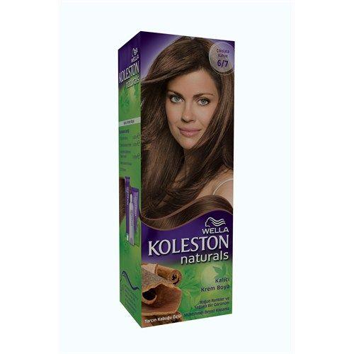Koleston Naturals Sac Boyasi 6 7 Cikolata Kahve Fiyati Sac Sac