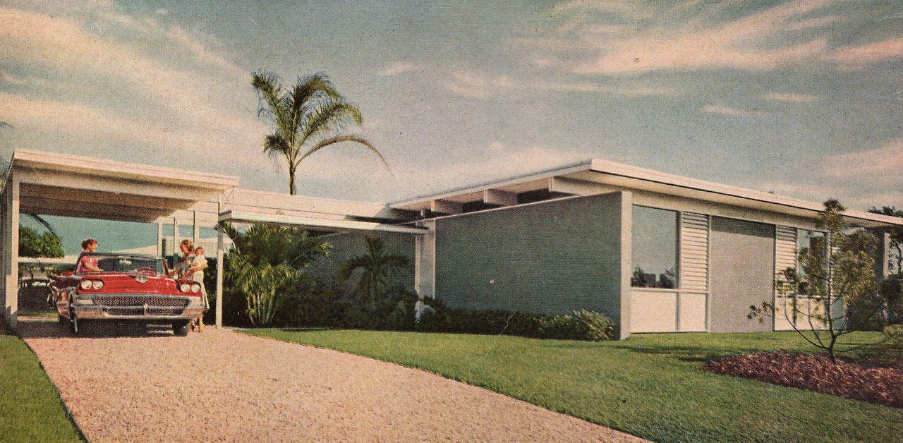 midcenturymodernfreak 1959 home building ideas five star home
