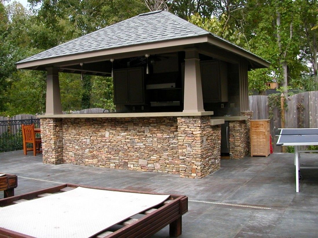 Covered Outdoor Kitchens Covered Outdoor Kitchens Plans