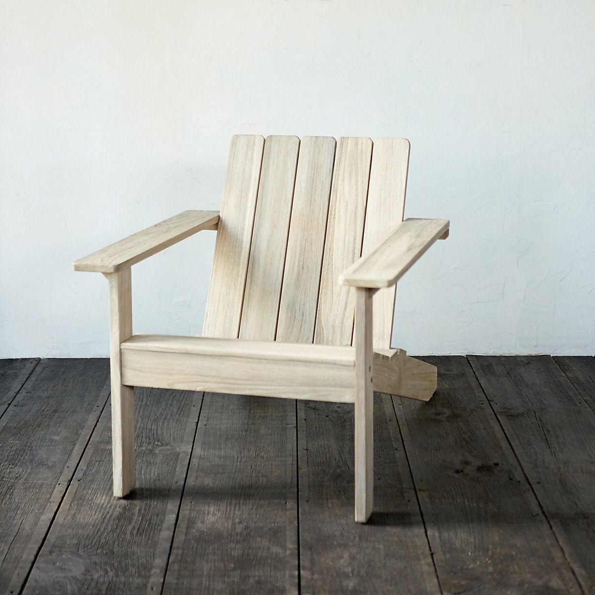 Teak Adirondack Chair With Images Teak Patio Furniture Garden