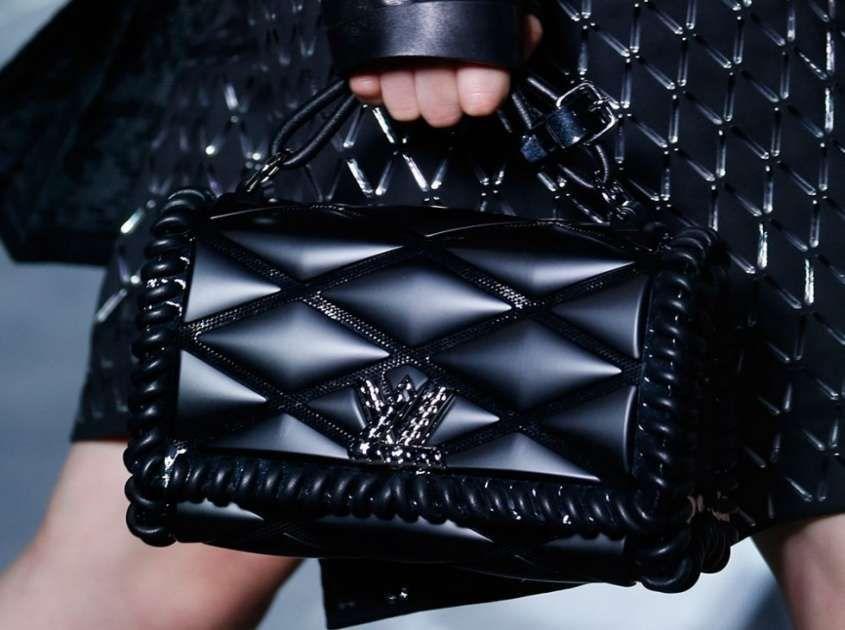 Collezione borse Louis Vuitton Primavera-Estate 2016 - Mini bag total black