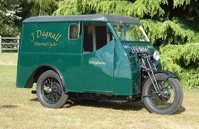 8afc8d1b63c1b5 Reliant 3 wheeler van