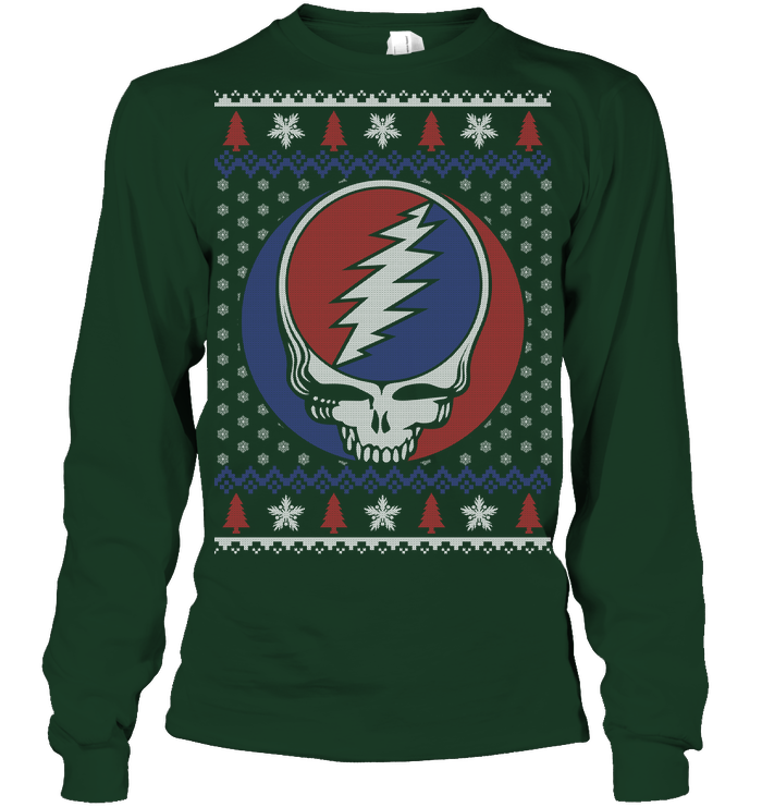 Grateful DEad Ugly Sweater 2015 ... .. Only available for a ...