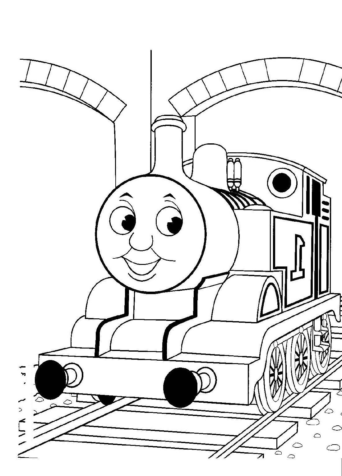 Christmas Train Coloring Pages Toy - Coloring Home | 1531x1100