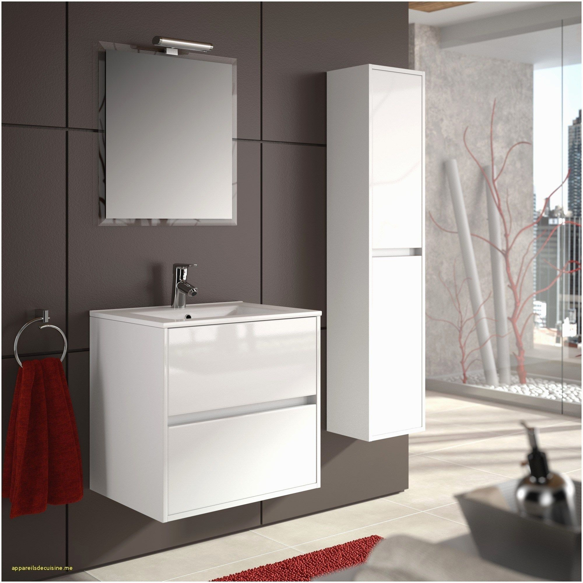Elegant Ikea Meuble Salle De Bain Colonne Bathroom Vanity Bathroom Renovations Modern Bathroom