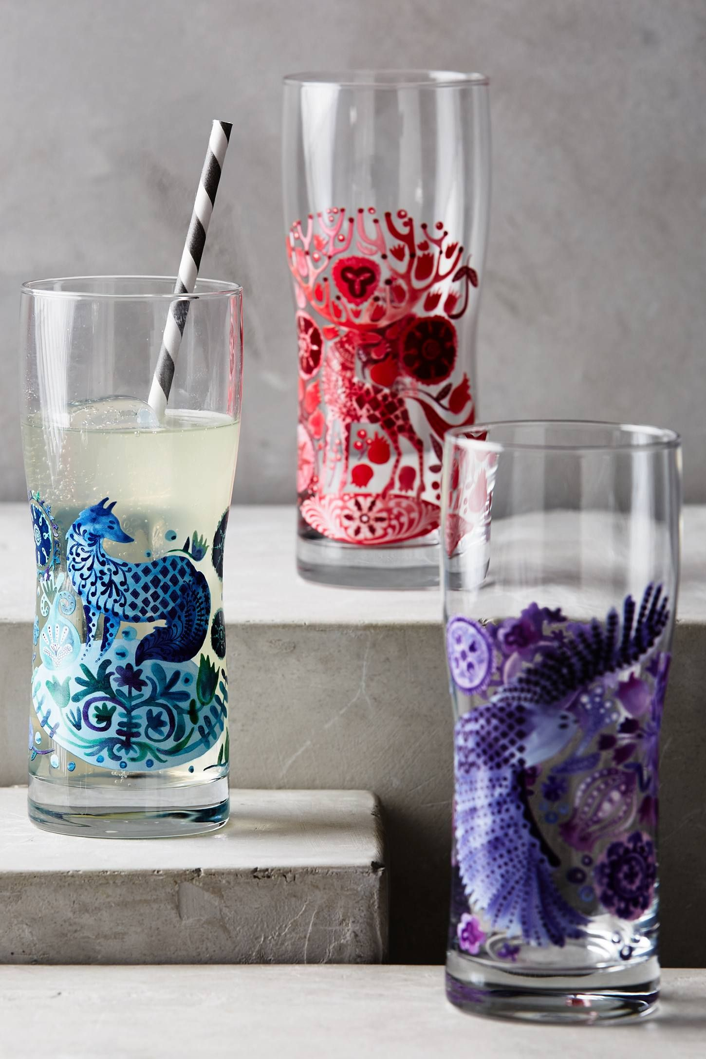 Norse Glass - anthropologie.com
