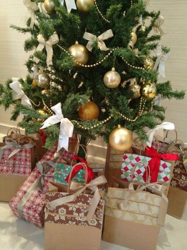 #handmade  #package #gifts #crafts #christmas #natal #embrulhos #feito a mão
