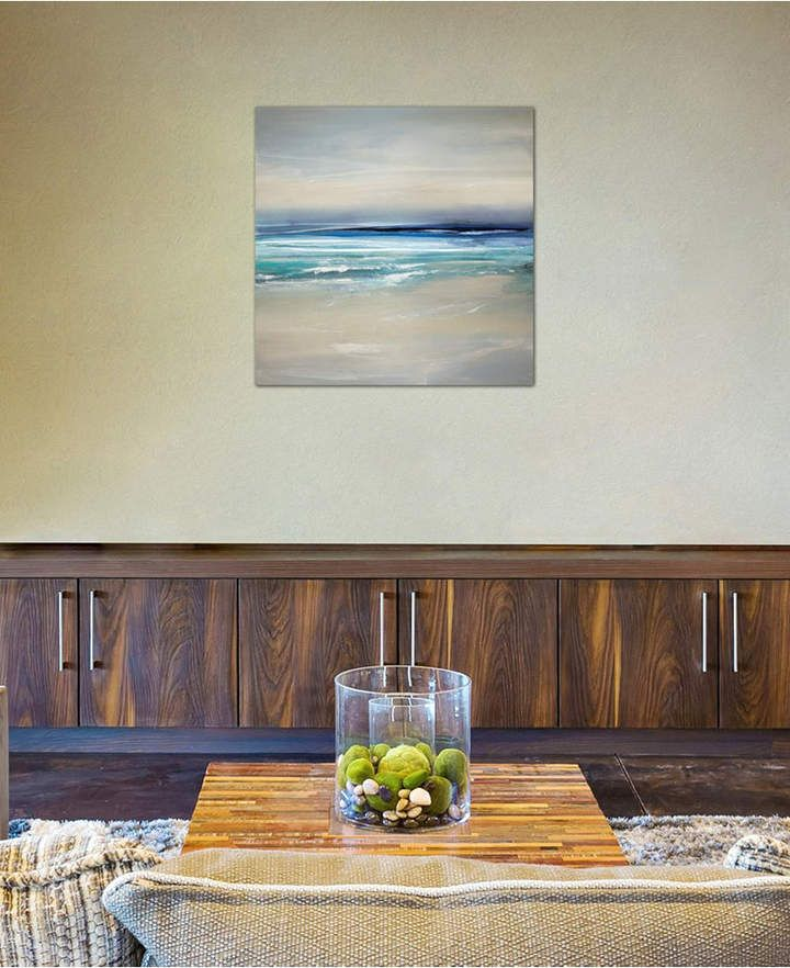 Icanvas Sway I By Rachel Springer Gallery Wrapped Canvas Print 26