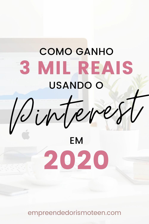 Aprenda como você pode usar o Pinterest para Ganha...