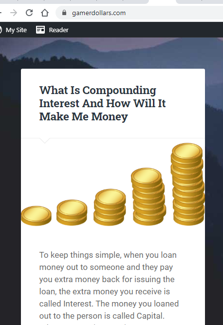 You Should Know This In 2020 How To Get Rich Compound Interest Money Management