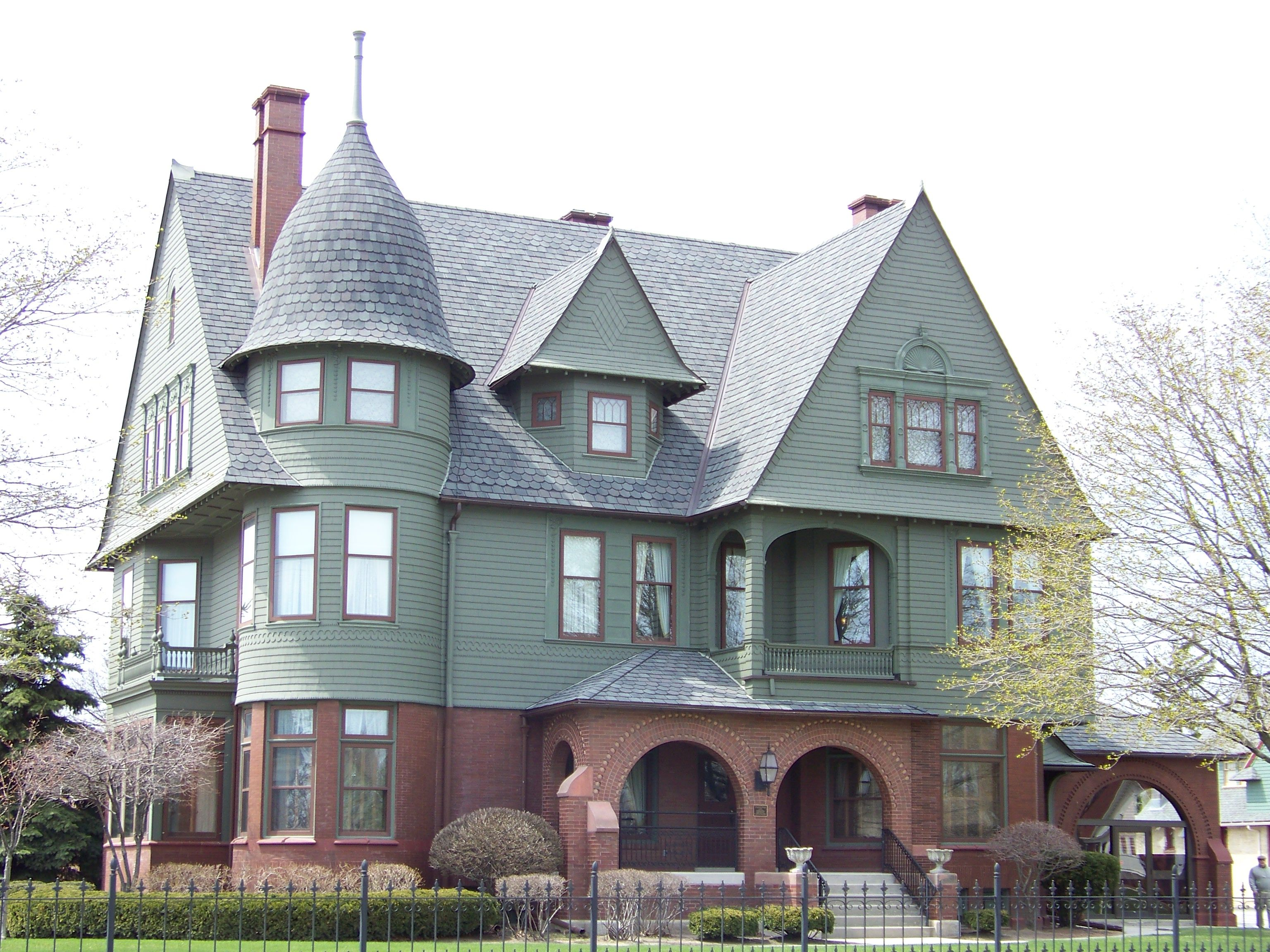 Rahr West Museum Manitowoc National Register Of Historic Places West Art