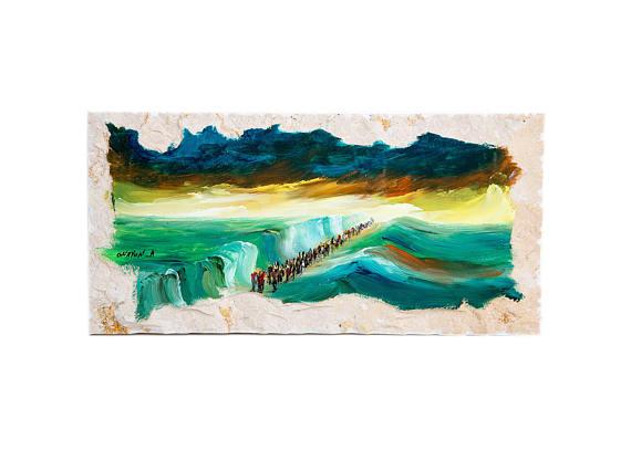 Religiuos Wall Art Christian Painting