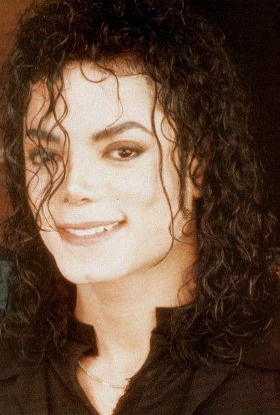 MJ Smiling