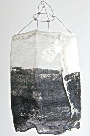Lampenschirm Klein By Ana Deman Lampen Papier Objekte