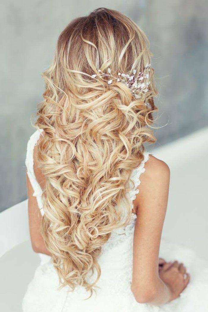Elegante frisuren lange haare