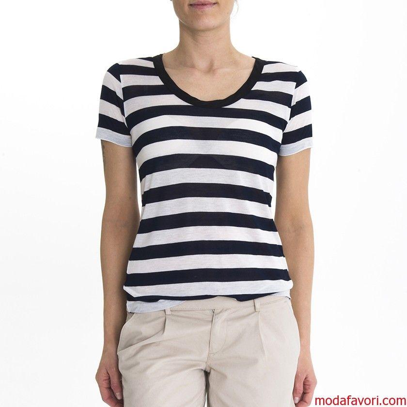 Yargıcı Bayan T-Shirt Modelleri 2013