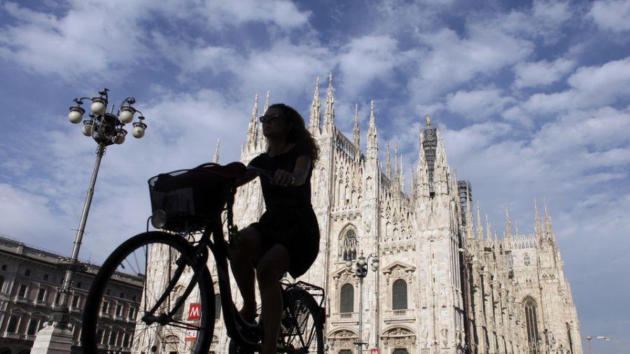Milão quer pagar à população para ir trabalhar de bicicleta