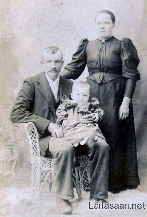 Maria ja Erkki Vehkaoja