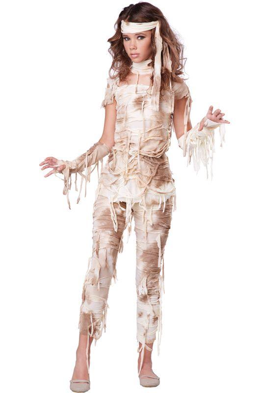 Mysterious Mummy Tween Costume Tween, Costumes and Halloween costumes