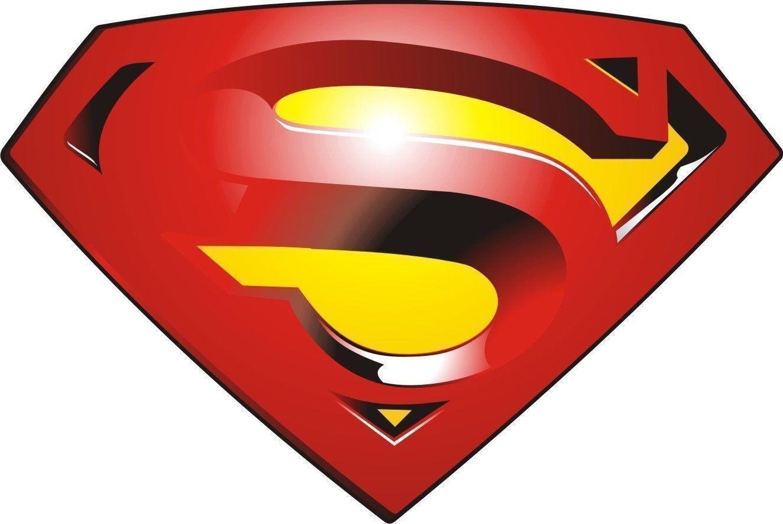 Superman Returns S Logo Sticker Decal Graphic Vinyl Label Products