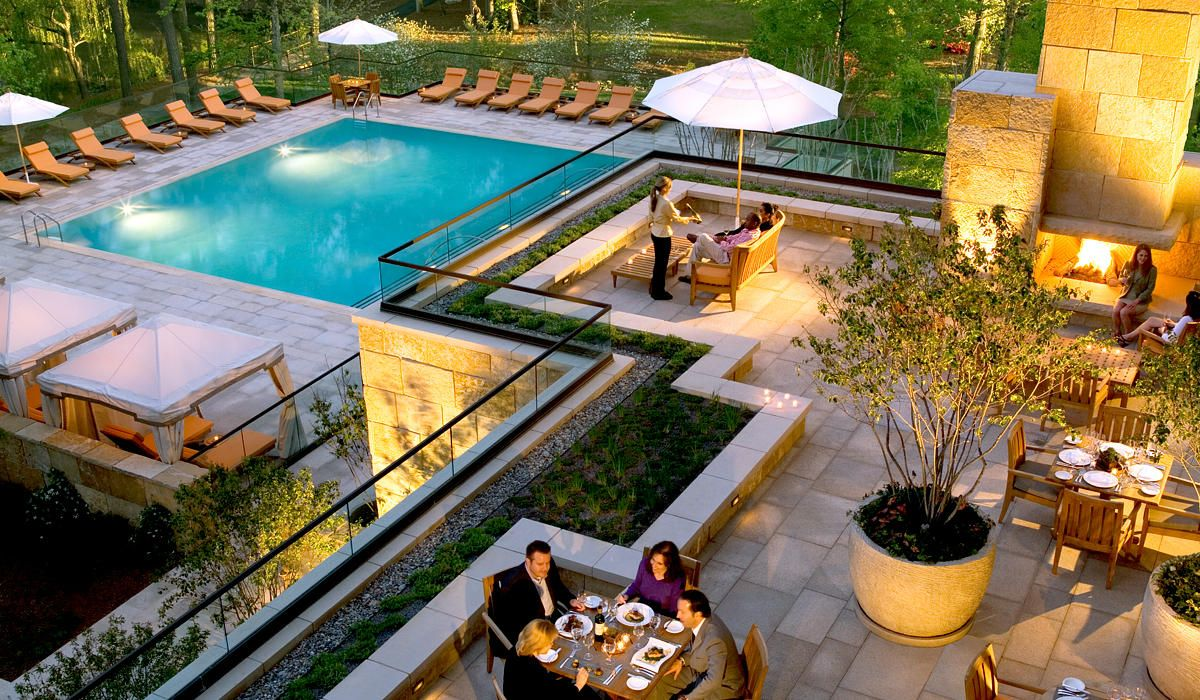 Raleigh Nc Luxury Hotels The Umstead Hotel Spa