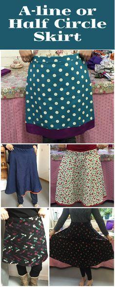 25 Diy Half Circle Skirt Patterns Free Sewing Patterns Patterns