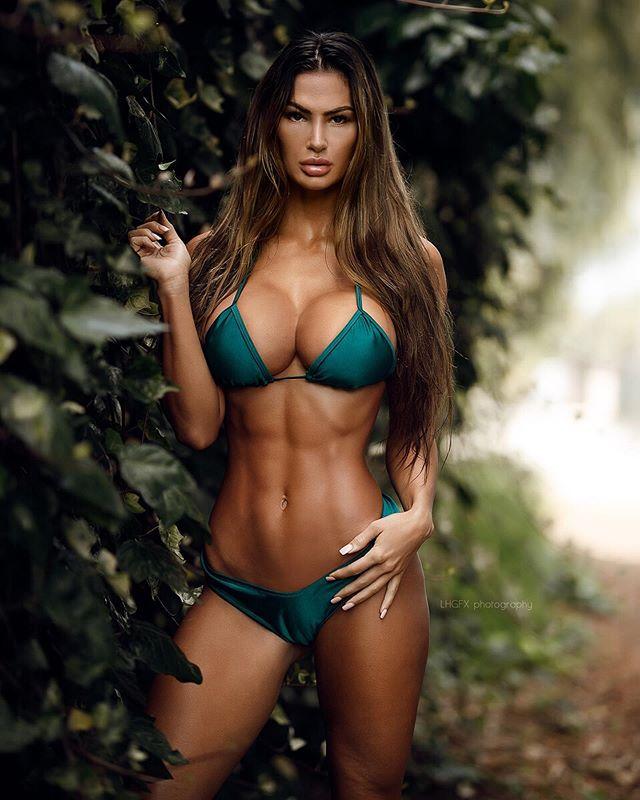 Maryjane parker in a bikini