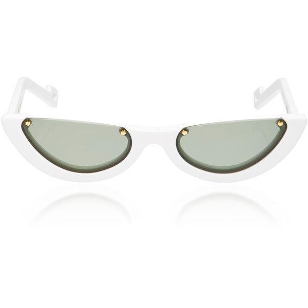7ef1c95b43 PAWAKA Empat 4 Sunglasses ( 385) ❤ liked on Polyvore featuring accessories