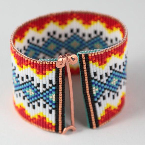 Estilo americano nativo verdad o grano Concequences por PuebloAndCo