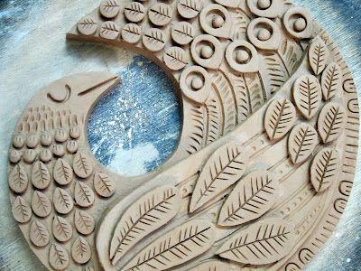 New ceramics from Galia Bernstein via her blog, Dancing ...