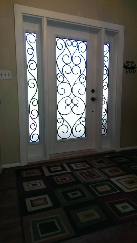 Masonite Iron Springs Our Doors Pinterest Decorative