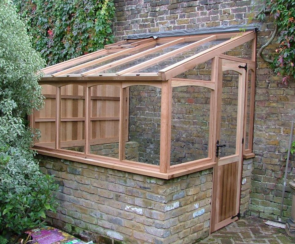 Homemade Greenhouses To Build More