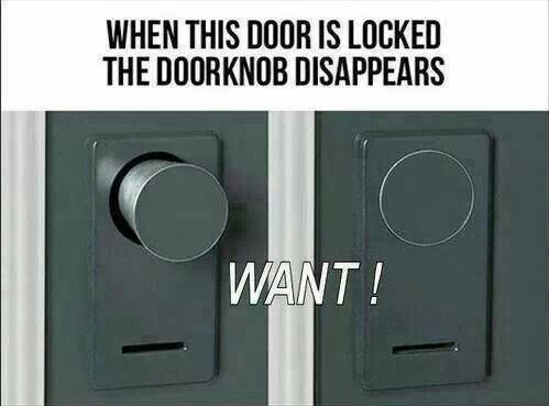 Hidden door knob … | Pinteres…