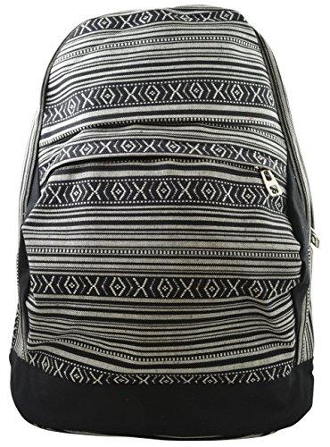 Best Black and White Aztec Backpack Designs  1327ad57af374