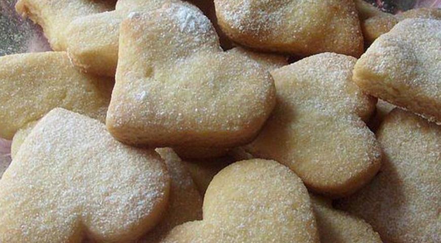 песочное печенье как в детстве рецепт